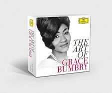 THE ART OF GRACE BUMBRY - GRACE BUMBRY  8 CD+DVD NEU