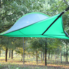 Camping Tree Tent 2 Person Hang Hammock camping hiking Tent with net doublelayer