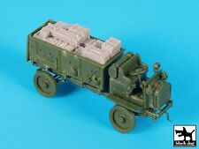 Black Dog 1/72 FWD Model B Lorry Truck WWI - WWII Accessories (Roden 733) T72103