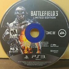 BATTLEFIELD 3 LIMITED EDITION (PS3) USED AND REFURBISHED (DISC ONLY) #10914