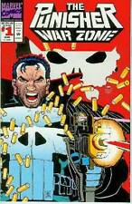 Punisher War Zone # 1 (John Romita jr.) (40 pages) (USA, 1992)