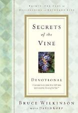 Secrets of the Vine Devotional: Breaking Through to Abundance (Breakthrough Seri
