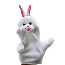 Baby Zoo Farm Animal Hand Glove Puppet Finger Sack Plush Toy Education Toy New