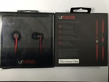 Brand New Urbeats by Dr. Dre Black  In-Ear Headphones