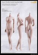 1/6 Phicen Super-Flexible Steel Skeleton Seamless Pale Large Bust S07C Body