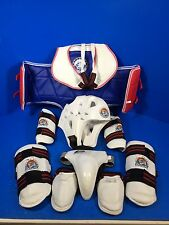 Sparring Gear Martial Arts Karate Tae Kwon Do Kick Boxing - Youth - Small