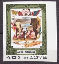 KOREA Pn. 1980 MNH** SC#1947 40ch, S. Campini (Italy) and Sir F.Whittle (UK) Imp