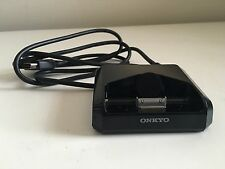 Onkyo UP-A1 Universal 30 Pin iPod iPhone Dock