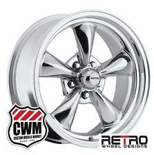 "17 inch 17x7"" Wheels Polished Rims for Pontiac GTO 1964-1972"