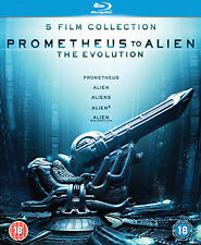 Prometheus To Alien (Blu-ray, 2012)