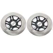 2x Front Brake Disc Rotor for Honda CB 650 750 900 CBX 1000 GL1200 Goldwing