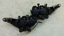 1982 Honda CX500TC CX 500 Turbo H1056' front brake caliper set pair