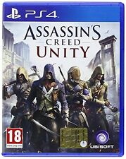 Assassin's Creed: Unity PS4 Playstation 4 IT IMPORT UBISOFT