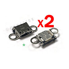 2X USB Charger Charging Port Dock Connector For Samsung Galaxy Alpha SM-G850Y