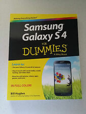 Samsung Galaxy S 4 For Dummies by Bill Hughes (Paperback, 2013)