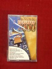 Grammy Nominees 2000 Cassette Tape Various Artists Pop Backstreet Boys