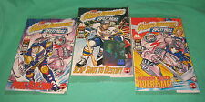 3 Blues Hockey Comics The Golden Adventures of Brett Hull Series St Louis 1994
