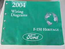 2004 FORD F150 HERITAGE TRUCK WIRING DIAGRAMS