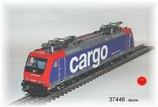 Märklin 37446 locomotive électrique Série 482 SBB Cargo mfx Sound # in #