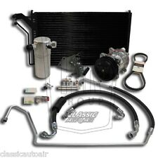 1981-88 CHEVY G-BODY V-8 Hi-Po Factory A/C Upgrade Kit AC Air Conditioning V8