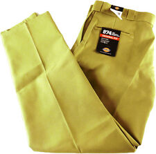 Dickies Work Pant Khaki 874 Original Fit Pants 42x32 42 Waist NWT Chinos