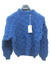 "Men's Turtle Neck  Chunky Knit  Style Jumper 40"" Chest Hand Knitted"