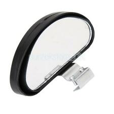 Universal Wide Angle Rear Side View Blind Spot Mirror for Car Van Truck Black