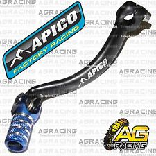 Apico Black Blue Gear Pedal Lever Shift For Yamaha WR 426F 2002 Motocross Enduro