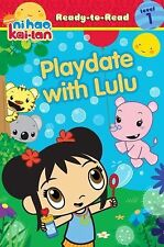 Playdate with Lulu, Ni-Hao Kai-Lan Ready-to-Read Level 1 - Acceptable  - Paperba