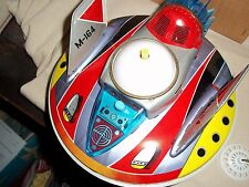 ALL ORIGINAL SPACE SAUCER   JAPAN MERCURY X-1 + BOX  SPACE TOY  BUY NOW $199
