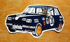 Renault 5 Turbo Elf Purple Race Motorsport Sticker / Decal