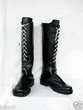 Final Fantasy X-2 YUNA Cosplay SHOES BOOTS Custom Made
