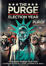 THE PURGE: ELECTION YEAR USED - VERY GOOD DVD