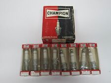 Champion Spark Plugs 8-Set RV9YC