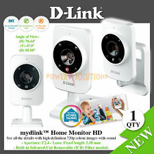 D-Link mydlink™ Home Monitor HD DCS-935L/B Camera 720P Motion detection