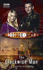 Doctor Who - The Clockwise Man (New Series Adventure 1) Justin Richards Very Goo