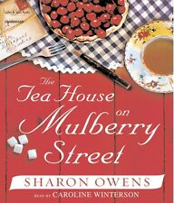 The Tea House On Mulberry Street - S. Owens (LL141) - 8 CD - NEW - FREE SHIPPING
