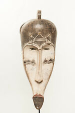 Fang, Ngil, Judicial Mask, Central Gabon, African Tribal Art, Sculpture