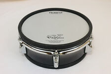 "Roland PD-105 BK V Drum 10"" Mesh Head PD105 VDrum for TD 100 85 125 120 20 12"