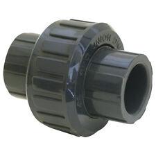 """EZ-Flo 1-1/2"""" Slip PVC Union Solvent Schedule 80 - 88739"""