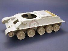 Panzer Art 1/35 Burnt Out Wheels for Soviet T-34 Model 1940/Model 1941 RE35-056