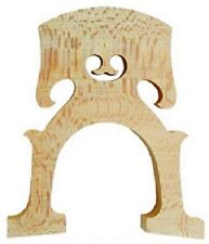 Full Size 4/4 Cello Bridge. High Quality. Low Cost.