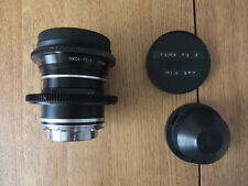 LOMO OKC6-75-1 75mm lens T2.2 Excellent OKS PL MOUNT