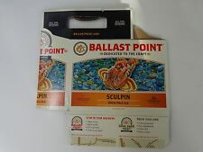 Beer Six Pack Holder (6-pack)    BALLAST POINT Brewery Sculpin IPA    CALIFORNIA