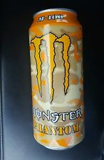 Monster Energy Drink 16oz M-100 PHANTOM 2015 Release Can - Full New