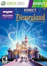 XBOX 360 GAME KINECT DISNEYLAND ADVENTURES BRAND NEW & FACTORY SEALED