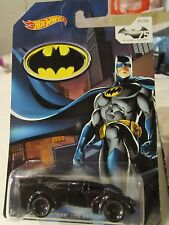 Hot Wheels Batman Live Batmobile Black 75 Years of Batman