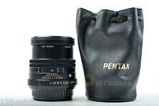 Pentax SMC FA 77mm F/1.8 Limited Lens /w B+W 010 58mm