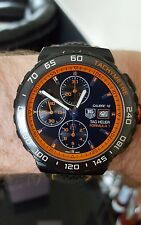 Stunning Tag heuer mens automatic chronograph watch