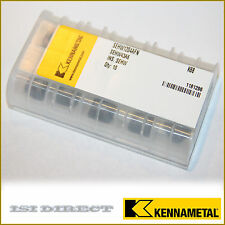 SEHW 43A6 1204AFN K68 KENNAMETAL *** 10 INSERTS *** FACTORY PACK ***